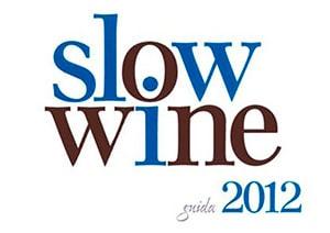Premio Slow wine 2012