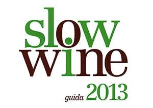 Premio Slow wine 2013