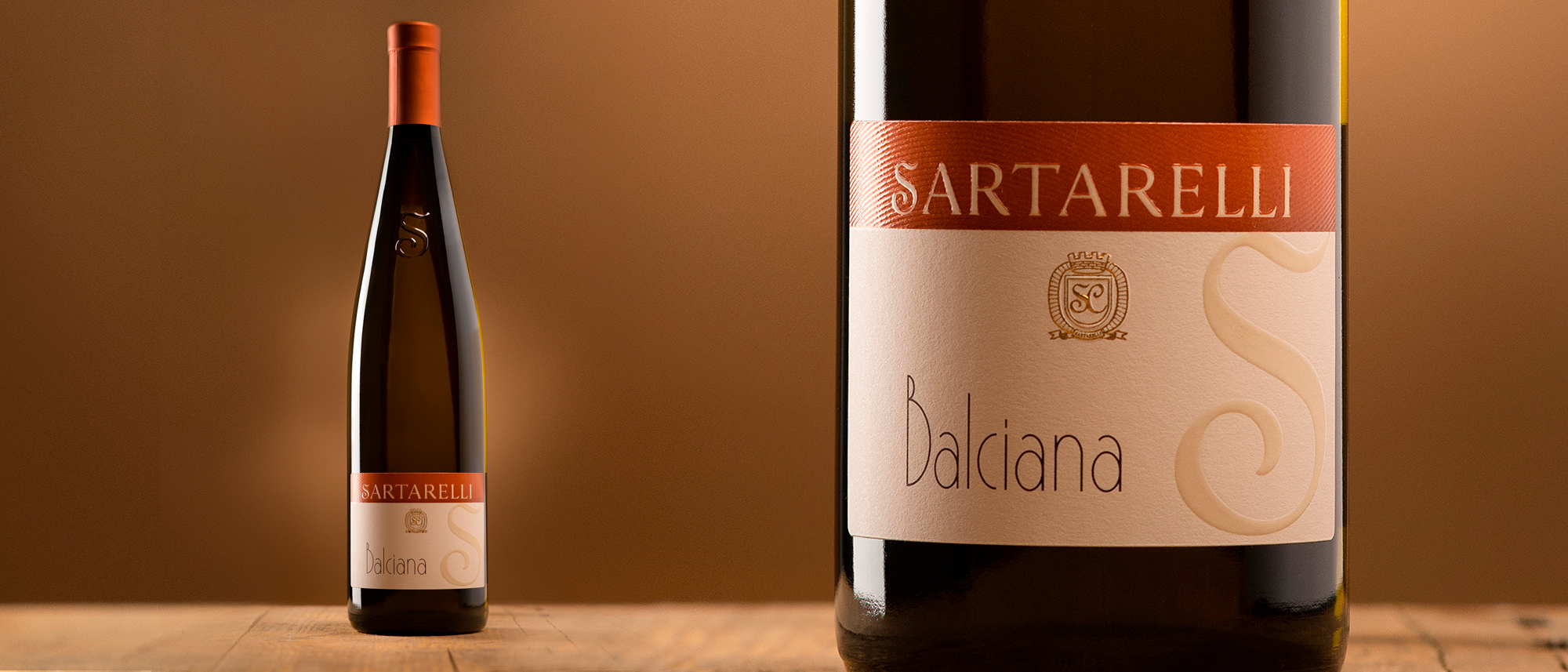 Bottiglia Balciana Sartarelli