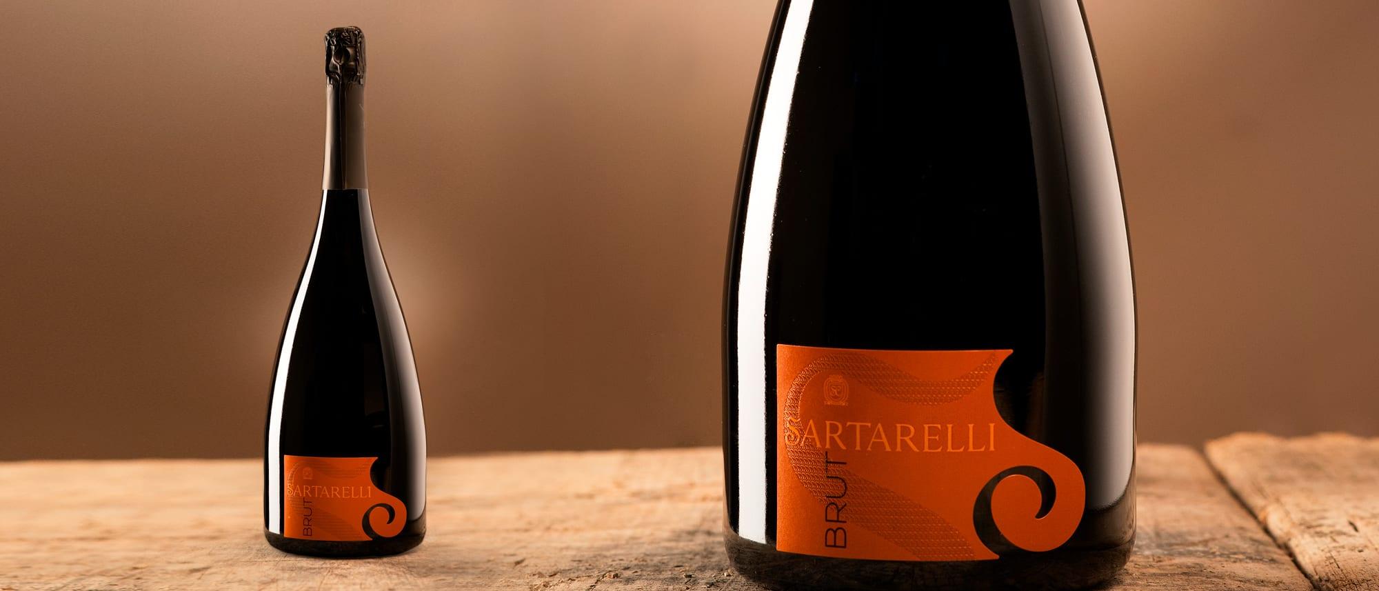 Bottiglia Sartarelli Brut