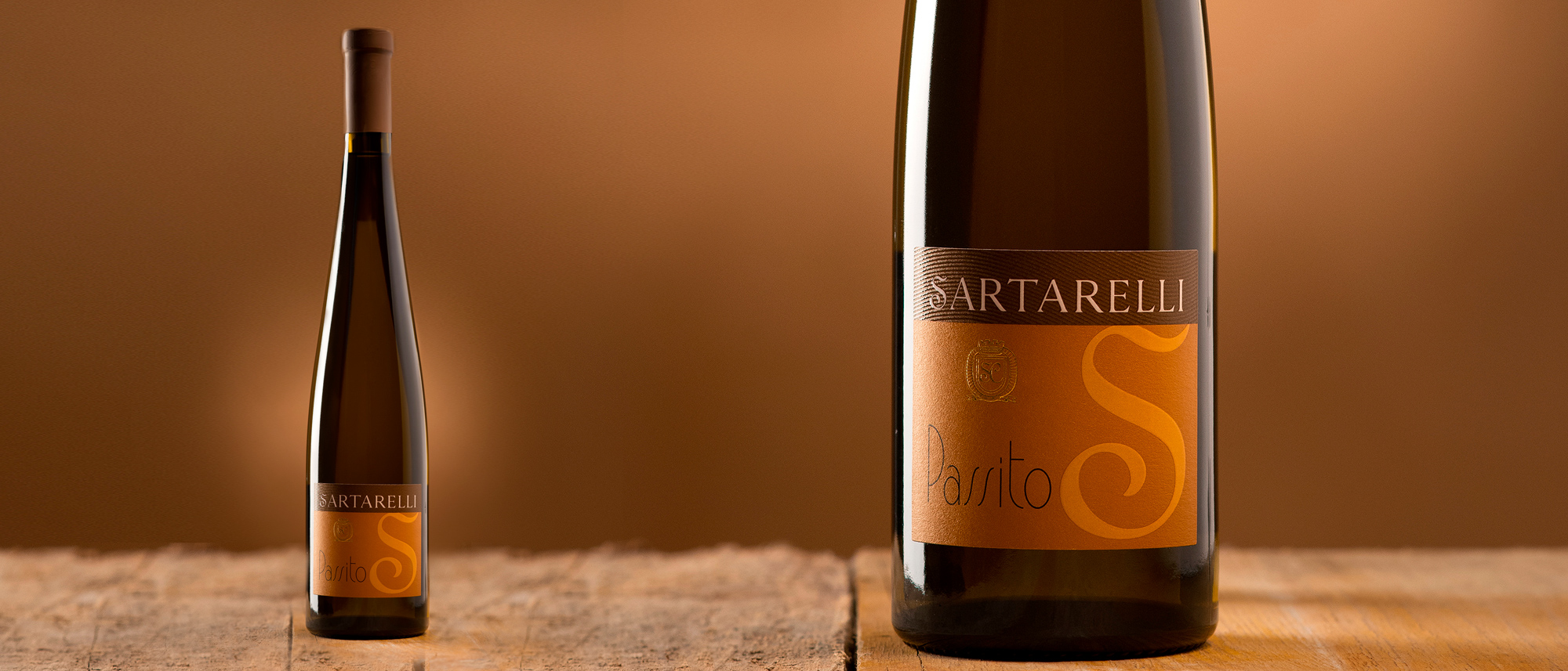 Bottiglia Sartarelli Passito
