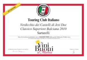 Balciana 2010 - Golden Star 2013