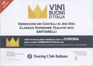 Tralivio 2013 - Corona 2016