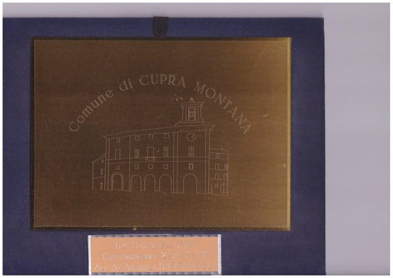 Sartarelli - Premio Comune di Cupramontana 1999