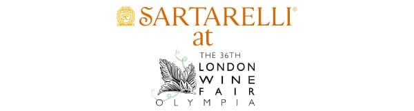 Sartarelli at the London Wine Fair