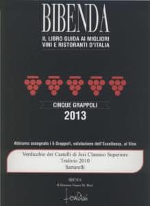 Tralivio 2010 - 5 Grappoli 2013