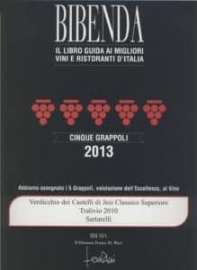 Balciana 2010 - 5 Grappoli 2013
