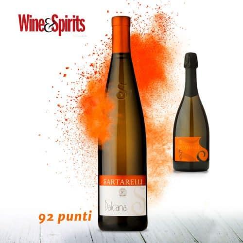 Balciana & Sartarelli Brut Wine & Spirits