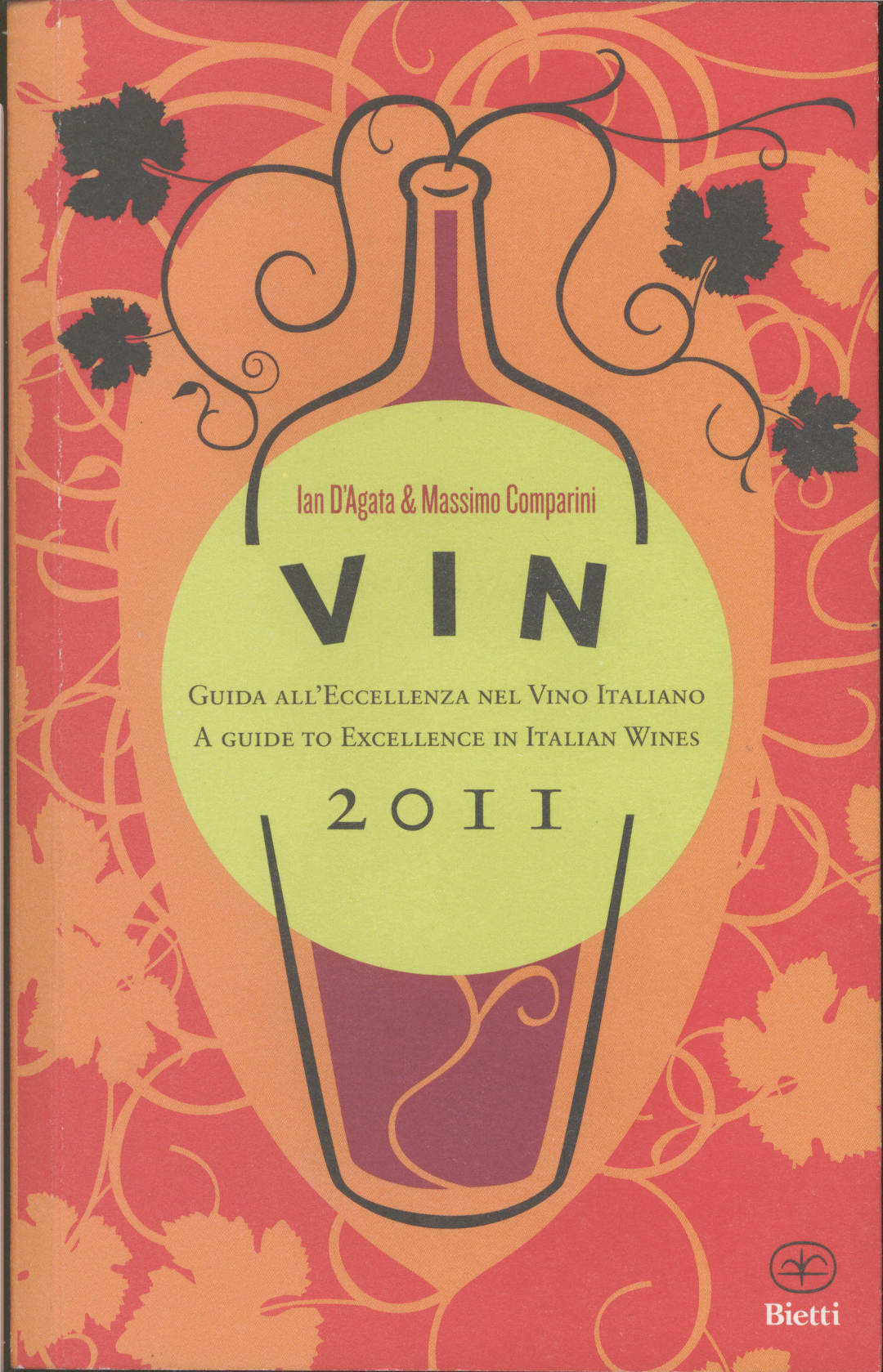 Balciana 2008 - The Best 150 Wines of Italy (6th place in the general rating